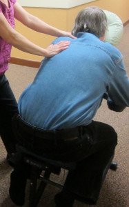 Seated Chair Massage